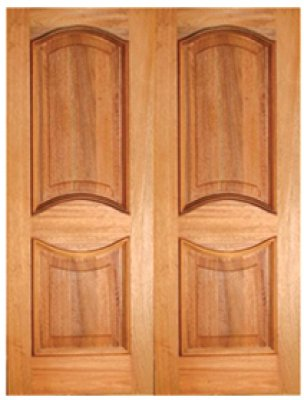 & McCoy\u0027s Cardinal 2 Panel Door