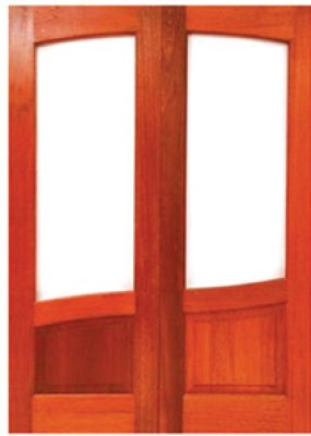 sc 1 st  McCoys Doors u0026 Windows & McCoyu0027s Skye Glass Top Door Pair pezcame.com