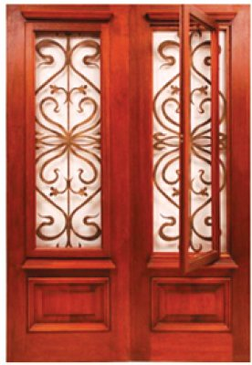 sc 1 st  McCoys Doors u0026 Windows & McCoyu0027s Villa Grid Door pezcame.com